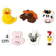 6 sladkornih domačih živali