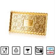 Zlat podstavek 30x15 cm, PET