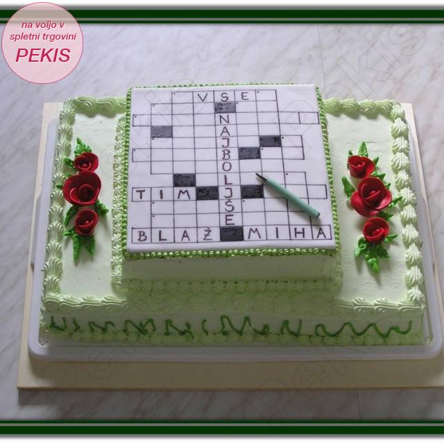 Torta KRIŽANKA