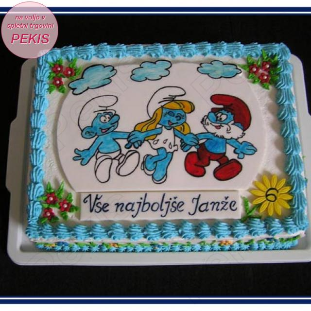 Torta SMRKCI
