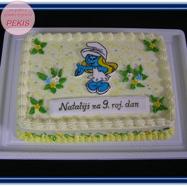 Torta SMRKETA