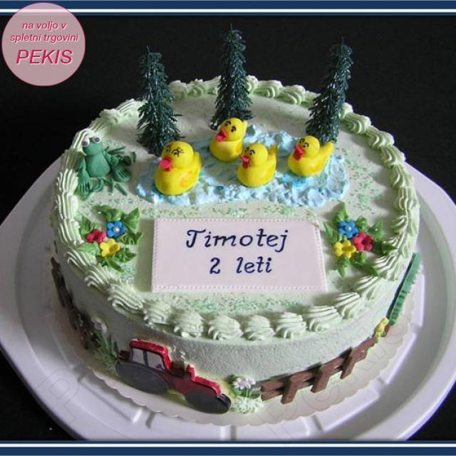 Torta za rojstni dan