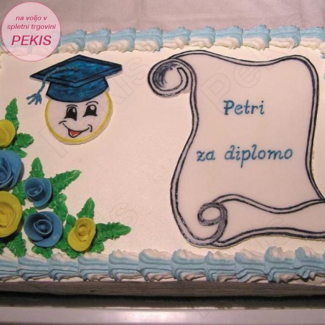 Torta za DIPLOMO