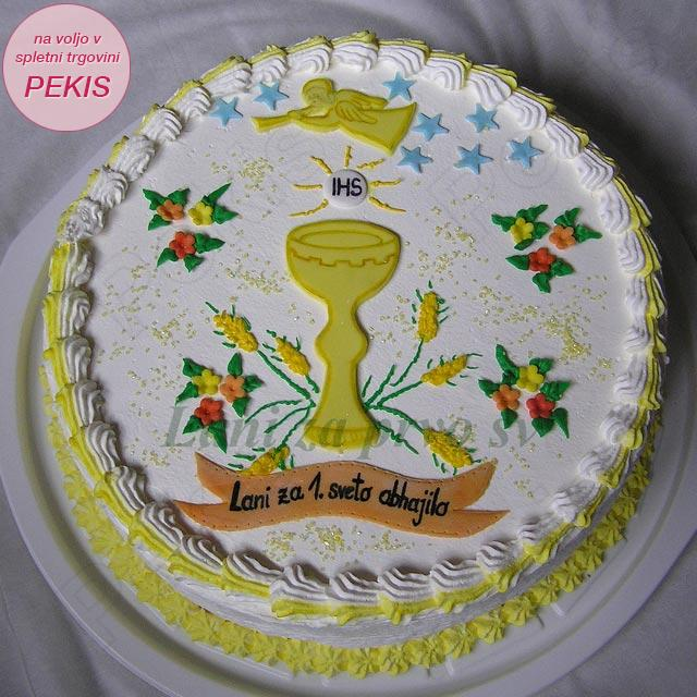 Torta Za PRVO OBHAJILO
