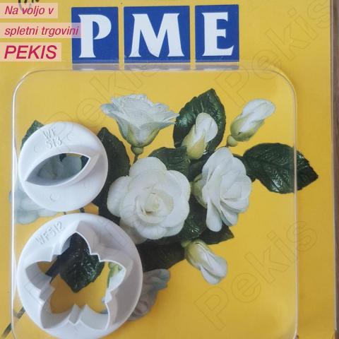 Modelčka MINI Vrtnica z listki, 2 delni (PME)