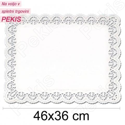 Prtiček s čipko 46x36 cm