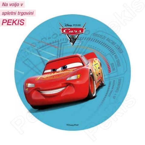 Hostija Cars, Strela Mcqeen - 14,5 cm - št.2
