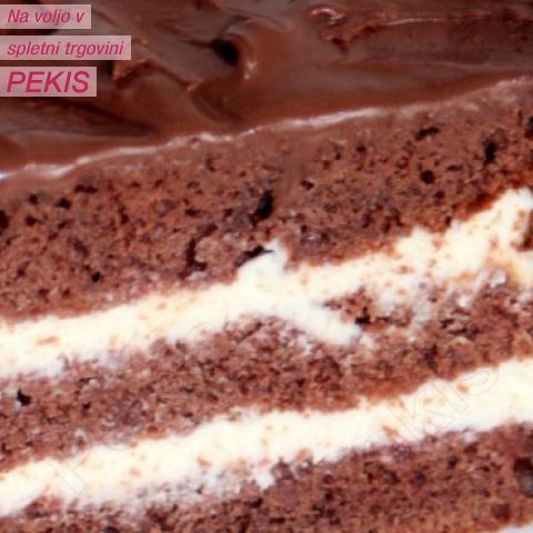 ČOKOLADA - MASCARPONE krema za torto