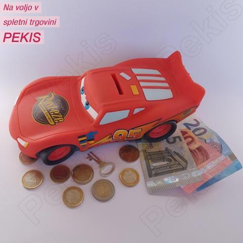 Hranilnik Strela Mcqueen - Cars