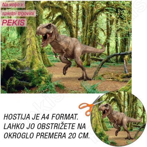 Hostija Dinozaver A4, št.1