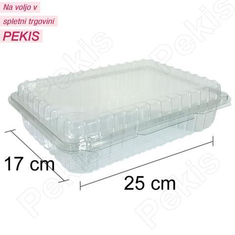 Embalaža za piškote in pecivo 1kg