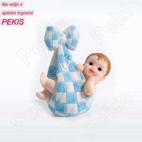 Figurica Deček z odejico
