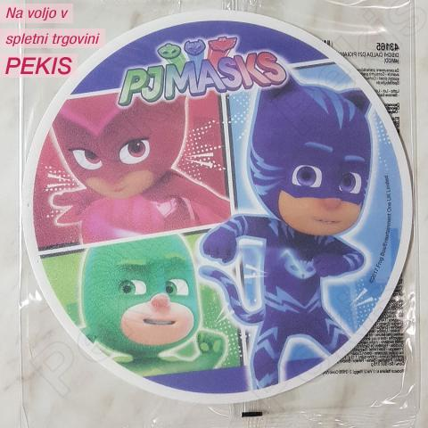 Hostija Maske v pižamah - 2