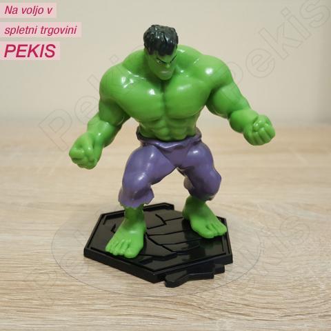 Figurica za torto - Hulk