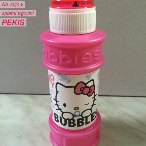 Milni mehurčki veliki Hello Kitty