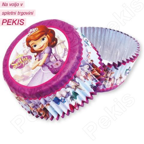 Papirčki za muffine Sofia