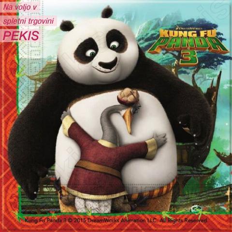 Servieti Kung Fu Panda
