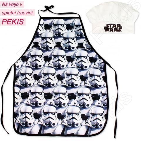 Star Wars, Vojna zvezd predpasnik + kapa
