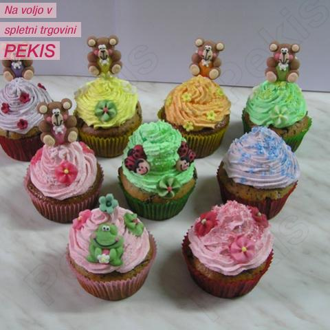 Kreme za Muffine (Cupcake)