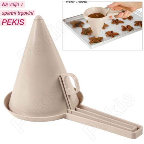 Wilton lijak za čokolado in  tekoče mase