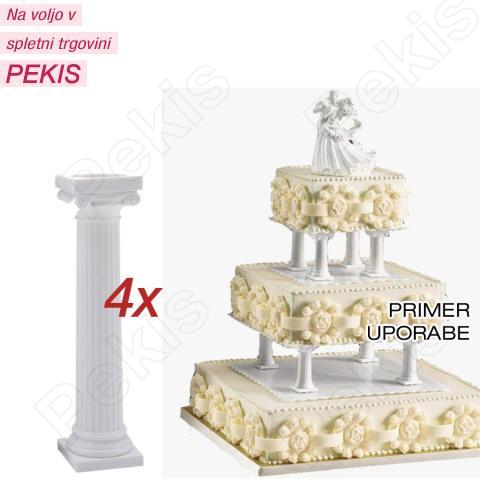 Grški stebri 7,5 cm