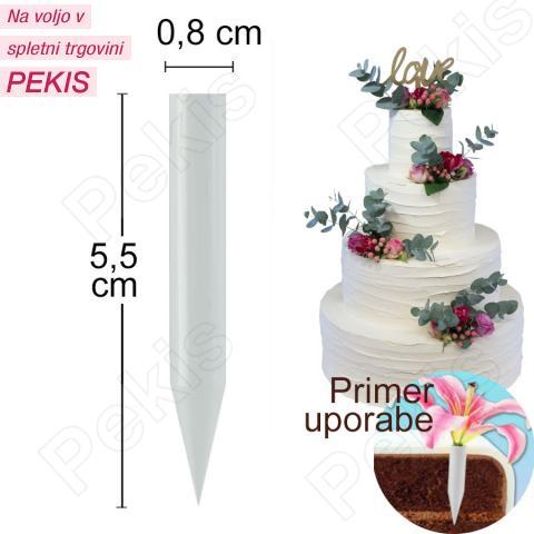 Vstavek za cvetje, velikost 5,5 cm