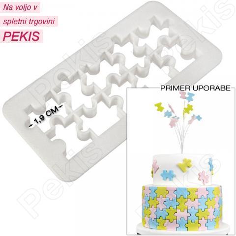 Geometrijski modelček Puzzle S
