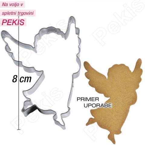 Modelček Leteči Angel 8 cm, rostfrei