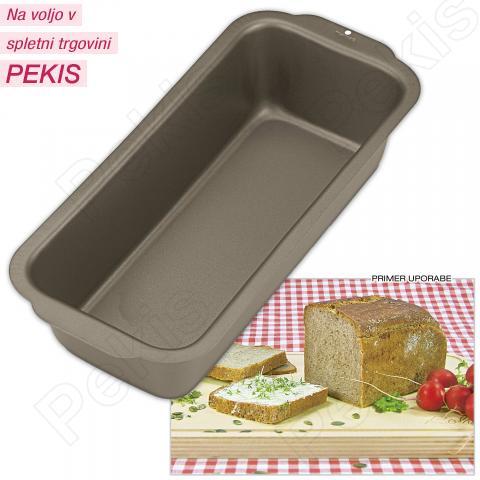 Pekač za kruh ali pecivo 35cm