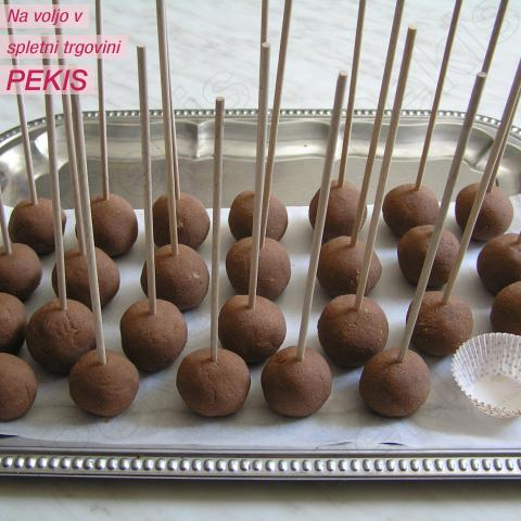 CakePops (nutella in mascarpone)