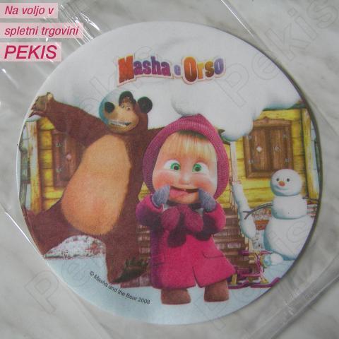 Hostija MAŠA in medved 1