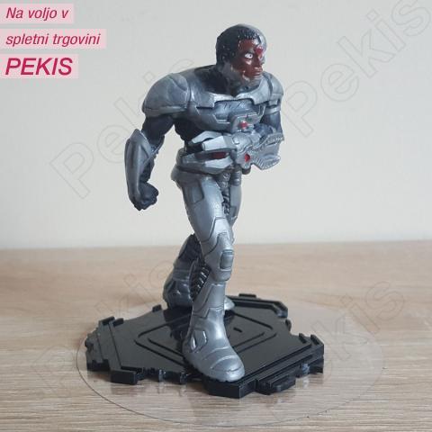 Figurica za torto - Kiborg
