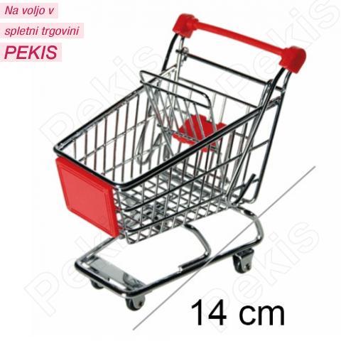 Mini nakupovalni voziček št.2