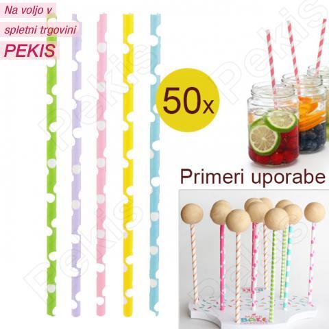 Palčke za Cake Pops ali slamce št.4