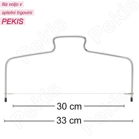 Žaga za biskvit 30 cm