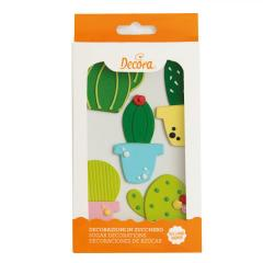 5 sladkornih kaktusov