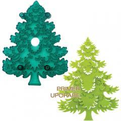 JEM modelček za božično drevo 19,5 x 14,8 cm