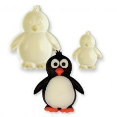 """JEM """"Pop It"""" modelček Pingvin, 2 delni"""