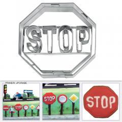 Modelček prometni znak STOP