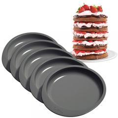Komplet 5 pekačev za torto 15 cm
