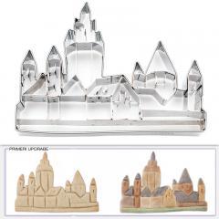 Modelček Cerkev, Katedrala 10 cm, rostfrei
