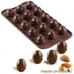 Silikomart silikonski modelček Čokoladna kaplja