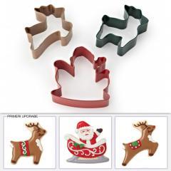 Modelčki božiček z jelenčki