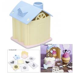 Kreativna hiška 14 delni set