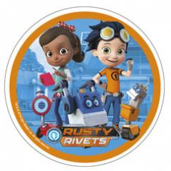 Hostija Rusty Rivets - 2