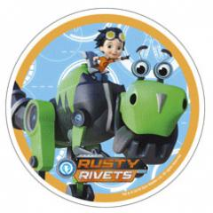 Hostija Rusty Rivets - 4