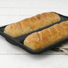 Zenker silikonski pekač za dve Baguette dolgi 30 cm