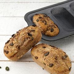 Zenker silikonski pekač za TRI Mini baguette