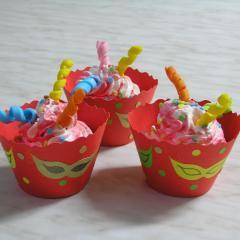 Pustni Mafini - CupCakes