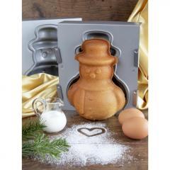 3D pekač Snežak